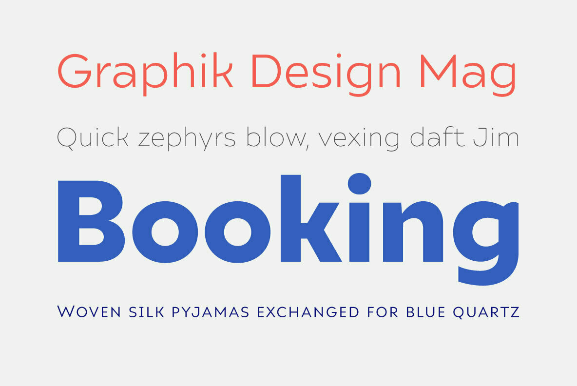 Newsletter Feature: Download New Fonts by Zetafonts, Fontfabric, Los