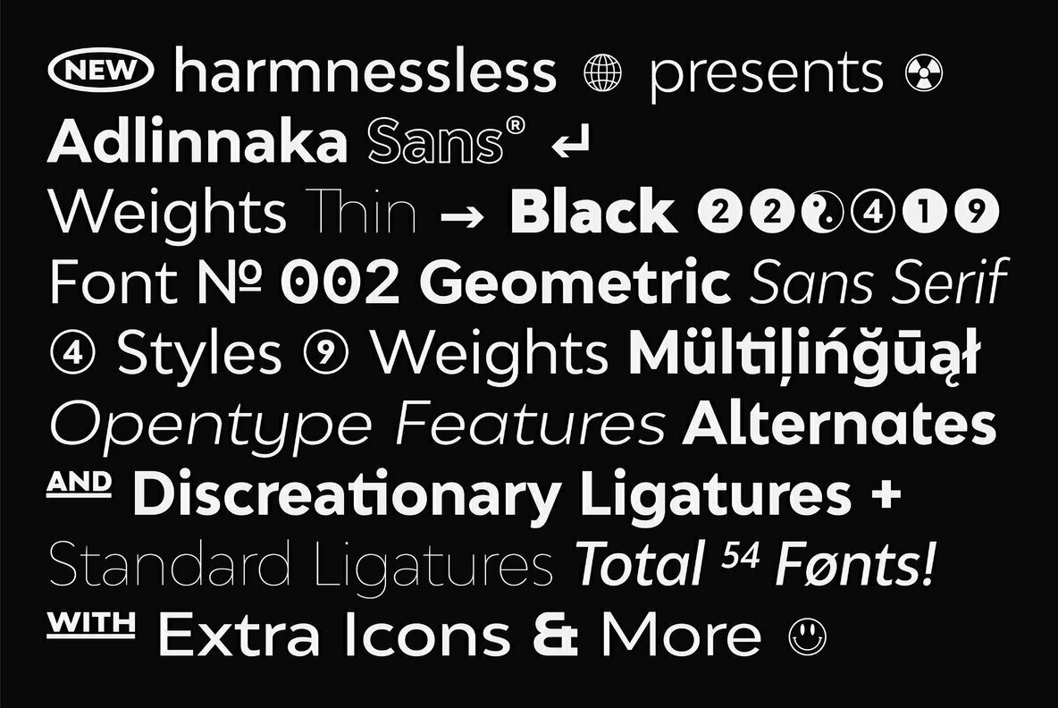 Newsletter Feature: A Fresh Batch of New Fonts + Blackletter